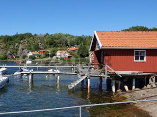 Küste bei Henan, Schweden