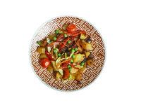 Ethiopian Vegetable Tibs