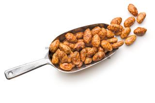 sugared almonds