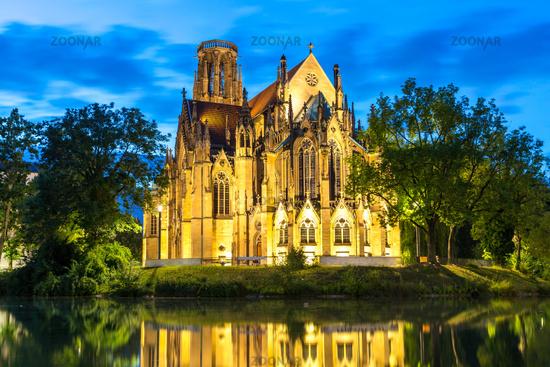 St John's Church Stuttgart, Germany