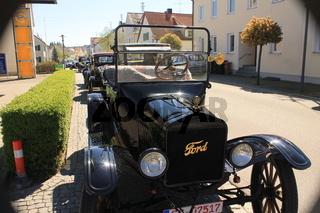 Elegantes Automobil