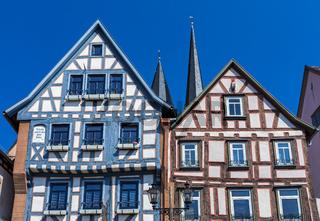 Fachwerkhaus in Gelnhausen