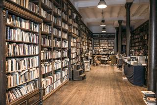 Second-hand bookshop