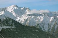 Mountain Range in Tyrol, Alps, Austriaiii