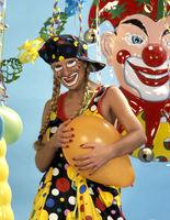 Karneval Clown