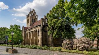 Historische Dorfkirche Berlin-Marzahn