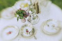 Garden Wedding cofee table