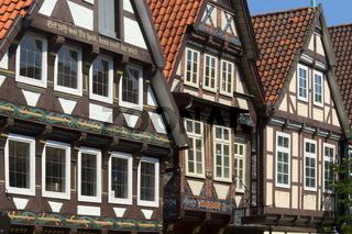 Celle - Altstadthäuser