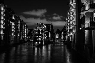 Wasserschlösschen in der Speicherstadt, Hamburg