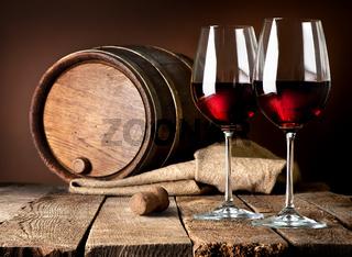 Beautiful wine