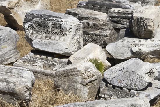 Historische steine