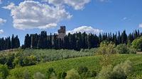Toskana - Badia di Passignano