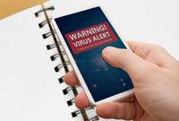 Virus Alert in Smartphone