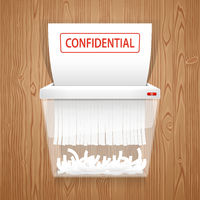 Shredding Documents for Security