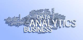 Illustration of analytics business analysis