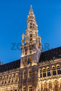 Historische Gebäude in Brüssel