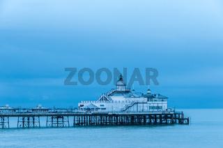 Eastbourne pier in UK