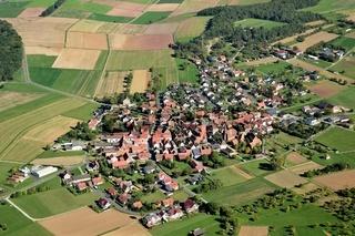 Waldzell im Landkreis Main Spessart
