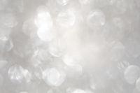 Leuchtendes Bokeh in Silver