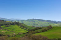Panorama Valle Orcia