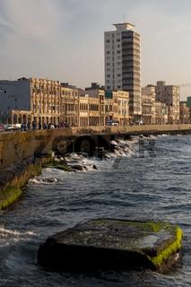 Havannas Prachtstrasse - Malecon