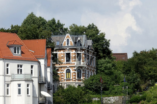 Hamburg Elbhaenge