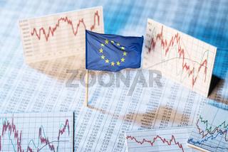 Entwicklung der Wirtschaft in Europa