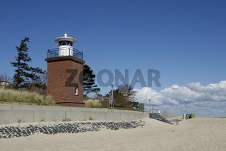 Leuchtturm in Wyk auf Föhr