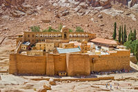 Monastery of Saint Catherine, Sinai, Egypt