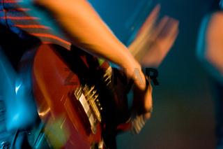 Guitarist Live