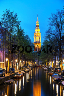 Zuiderkerk church in Amsterdam