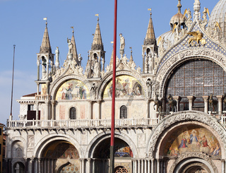 Venedig - Basilica di San Marco-II-