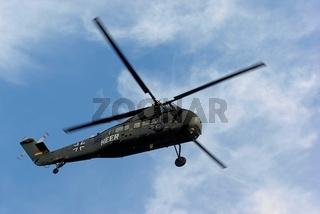 Sikorsky S-58 PJ-366