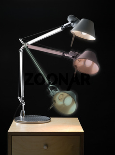 Articulated Office Lamp