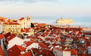 Lisbon touristic, Portugal
