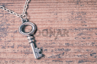 The Vintage key