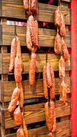 Sausages: Hanging Out