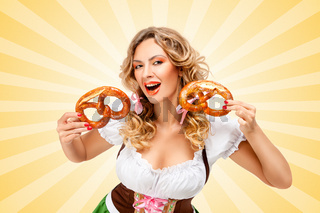 Bavarian laugh.
