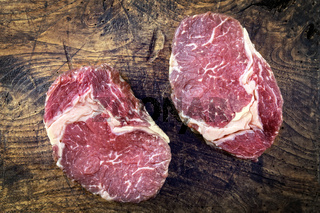 Dry Aged Entrecote Steak