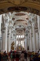 Passauer Dom Innenansicht