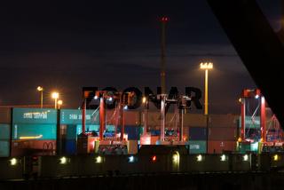 Containerterminal Burchardkai, Hamburg