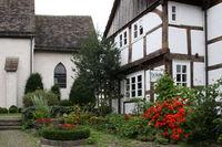 Fachwerkhaus in Schwalenberg
