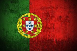 Grunge Flag Of Portugal