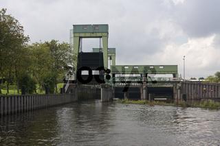 Geestesperrwerk Bremerhaven