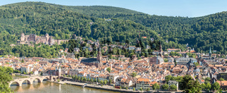 Heidelberg Germany Panorama