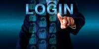 Corporate User Pushing LOGIN Onscreen