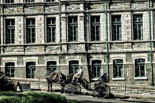 Carriage Trade in Quebec