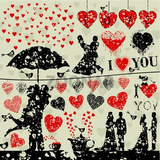 Retro a collection love2