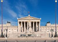 Wiener Parlamentsgebäude