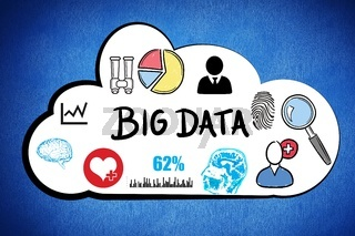 Cloud with big data